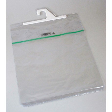 Flap sealed bags - Superior seal