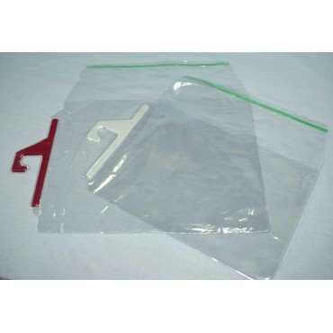 Flap sealed bags - Lateral seal
